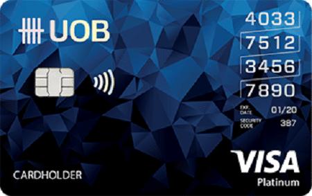 บัตรเครดิต ยูโอบี โยโล่ (UOB Yolo Card)