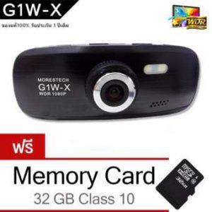 Morestech กล้องติดรถยนต์ รุ่น G1W NT96650