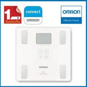 เครื่องชั่งน้ำหนักดิจิตอล OMRON Body Composition Monitor รุ่น HBF-222T