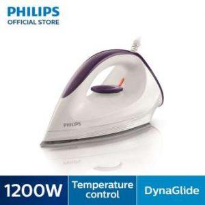 Philips Dry Iron เตารีดแห้ง รุ่น GC160/22