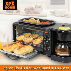 XPX เตาอบตั้งโต๊ะ 3 in 1 ความจุ 9 ลิตร รุ่น JD39