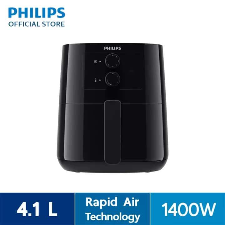 Philips Essential Airfryer HD9200/91 หม้อทอดไร้น้ำมัน หม้อทอดอากาศ ยี่ห้อไหนดี