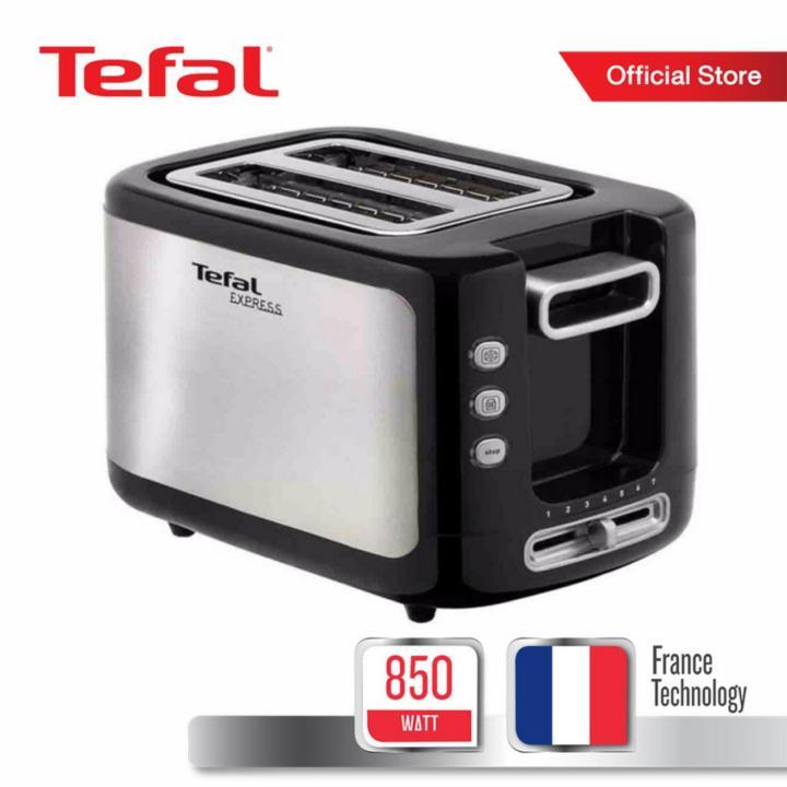 Tefal เครื่องปิ้งขนมปัง รุ่น TT3670 ยี่ห้อไหนดี